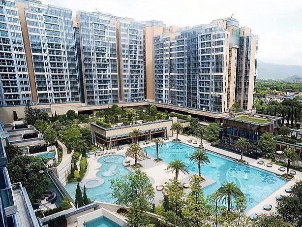 元朗PARK YOHO MILANO兩房單位 獲外區客以約1.4萬元承租  業主持貨3年 享約2厘租金回報